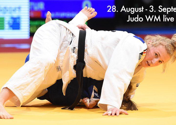 Judo WM 2017